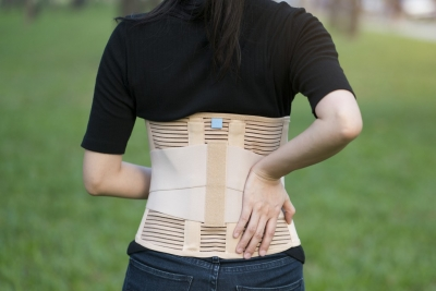 back support product